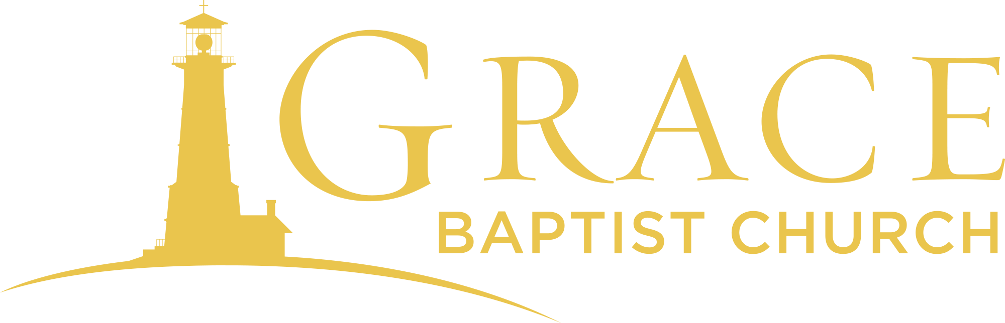 Grace Baptist Church LOGO_V3_gold