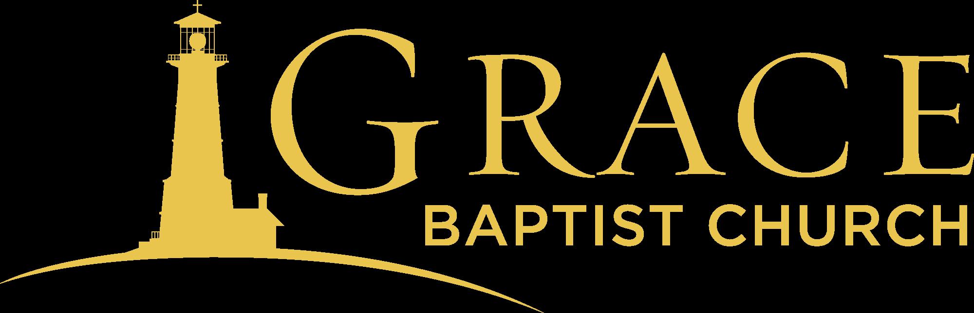 Grace Baptist Church LOGO_V3_gold