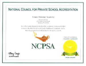 Nat Council Private school assn